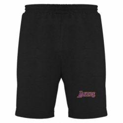 Мужские шорты LA Lakers - FatLine