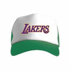 Дитяча кепка-тракер LA Lakers