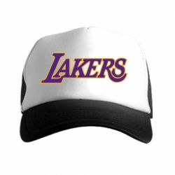 Кепка-тракер LA Lakers - FatLine