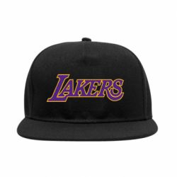 Снепбек LA Lakers - FatLine