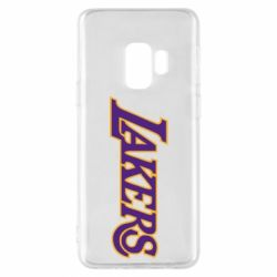 Чехол для Samsung S9 LA Lakers - FatLine
