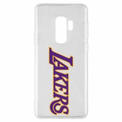 Чехол для Samsung S9+ LA Lakers - FatLine