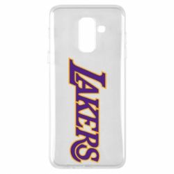 Чохол для Samsung A6+ 2018 LA Lakers