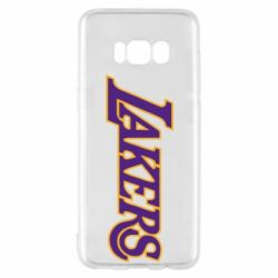 Чохол для Samsung S8 LA Lakers