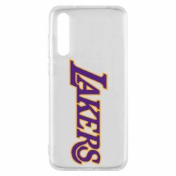 Чехол для Huawei P20 Pro LA Lakers - FatLine