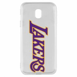 Чохол для Samsung J3 2017 LA Lakers