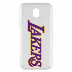 Чохол для Samsung J5 2017 LA Lakers