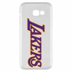Чехол для Samsung A5 2017 LA Lakers - FatLine