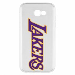 Чехол для Samsung A7 2017 LA Lakers - FatLine