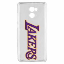 Чохол для Xiaomi Redmi 4 LA Lakers