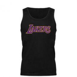 Мужская майка LA Lakers - FatLine