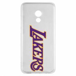 Чехол для Meizu Pro 6 LA Lakers - FatLine
