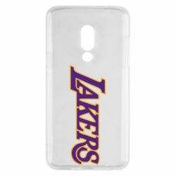 Чехол для Meizu 15 LA Lakers - FatLine