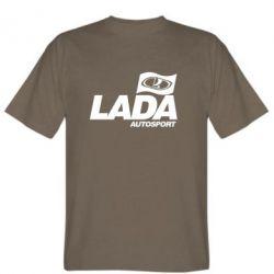 Мужская футболка Lada Autosport - FatLine