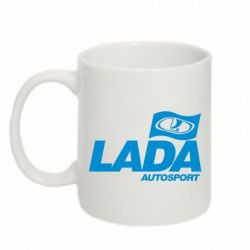 Кружка 320ml Lada Autosport - FatLine