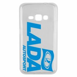 Чехол для Samsung J1 2016 Lada Autosport