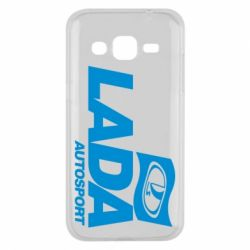 Чехол для Samsung J2 2015 Lada Autosport