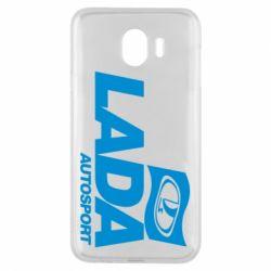 Чехол для Samsung J4 Lada Autosport