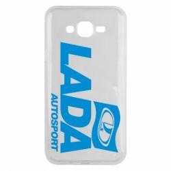 Чехол для Samsung J7 2015 Lada Autosport