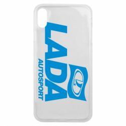 Чехол для iPhone Xs Max Lada Autosport