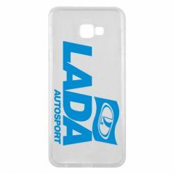 Чехол для Samsung J4 Plus 2018 Lada Autosport