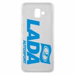 Чехол для Samsung J6 Plus 2018 Lada Autosport
