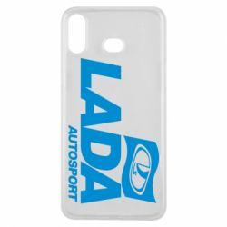 Чехол для Samsung A6s Lada Autosport