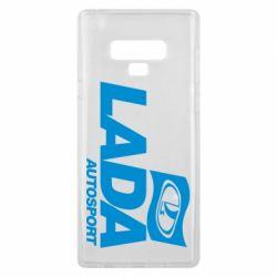 Чехол для Samsung Note 9 Lada Autosport