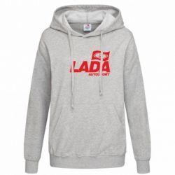 Женская толстовка Lada Autosport - FatLine