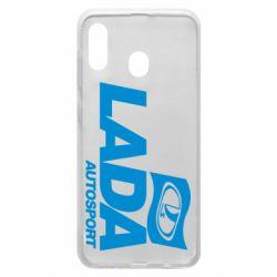 Чехол для Samsung A20 Lada Autosport