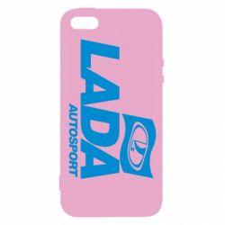 Чехол для iPhone5/5S/SE Lada Autosport