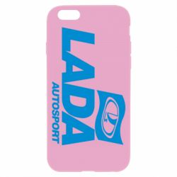 Чехол для iPhone 6/6S Lada Autosport