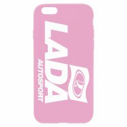 Чехол для iPhone 6 Plus/6S Plus Lada Autosport