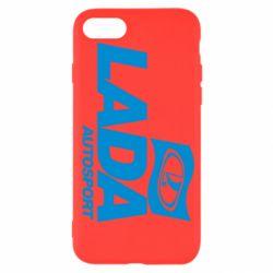 Чехол для iPhone 7 Lada Autosport
