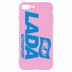 Чехол для iPhone 7 Plus Lada Autosport