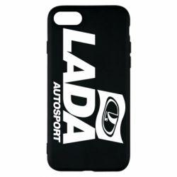 Чехол для iPhone 8 Lada Autosport