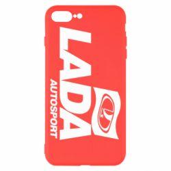 Чехол для iPhone 8 Plus Lada Autosport