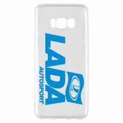 Чехол для Samsung S8 Lada Autosport