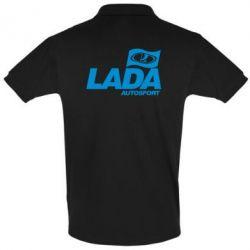 Футболка Поло Lada Autosport - FatLine