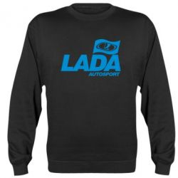Реглан (свитшот) Lada Autosport - FatLine
