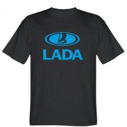 Футболка Lada logo