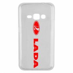Чехол для Samsung J1 2016 Lada