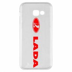 Чехол для Samsung A5 2017 Lada