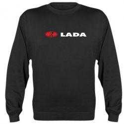 Реглан (свитшот) Lada - FatLine
