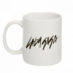 Кружка 320ml Lady Gaga Autograph