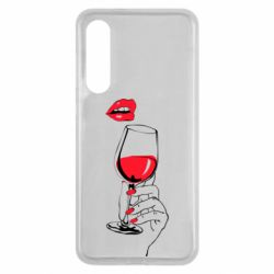 Чохол для Xiaomi Mi9 SE Lady is drinking
