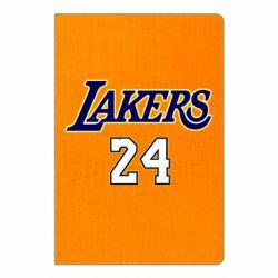 Блокнот А5 Lakers 24
