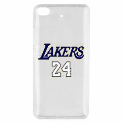 Чехол для Xiaomi Mi 5s Lakers 24