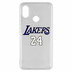 Чехол для Xiaomi Mi8 Lakers 24