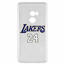 Чехол для Xiaomi Mi Mix 2 Lakers 24
